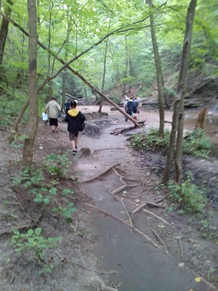 Matthisen State Park July 2015 - 3